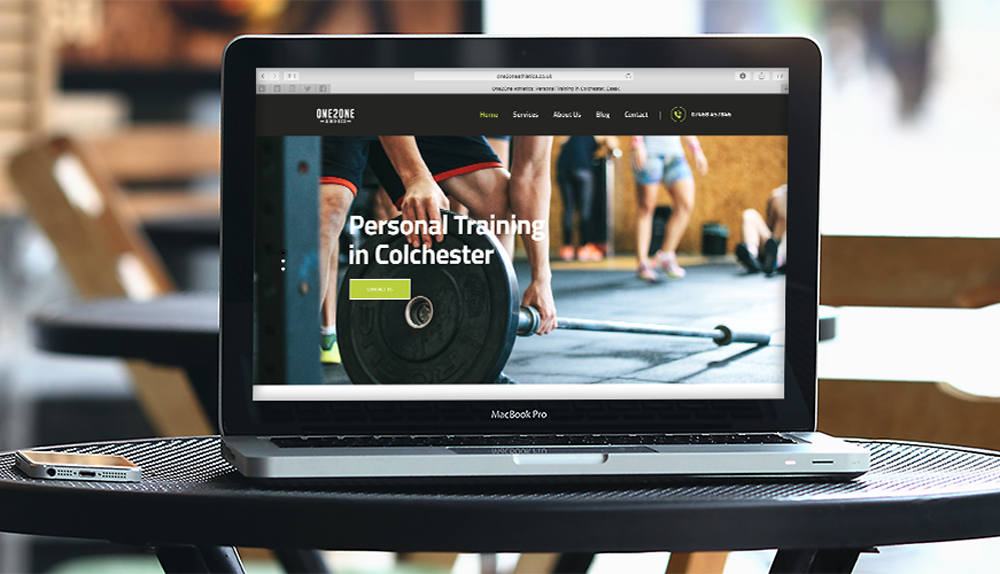 Welcome to the One2One Athletics new website